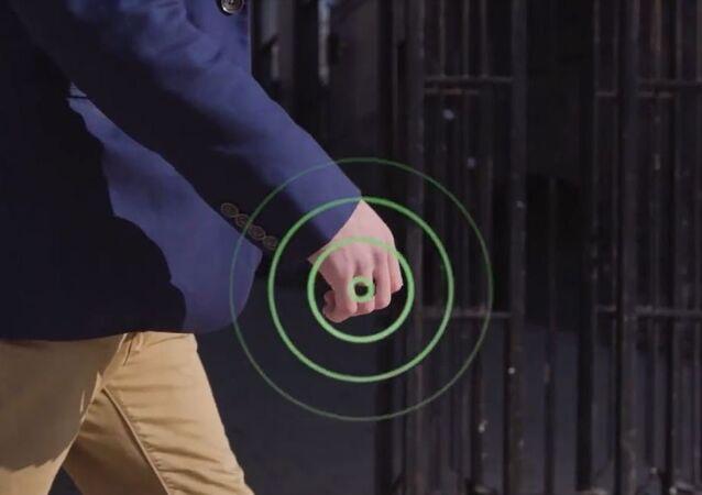 الخاتم الذكي بيورينغ: مدربك الشخصي على إصبعك
