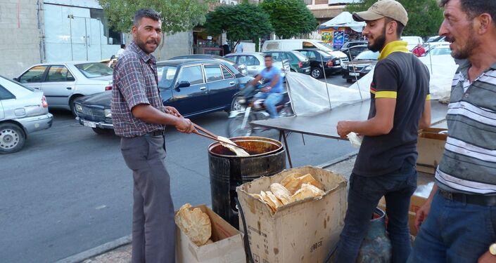 فرحة العيد في سوريا