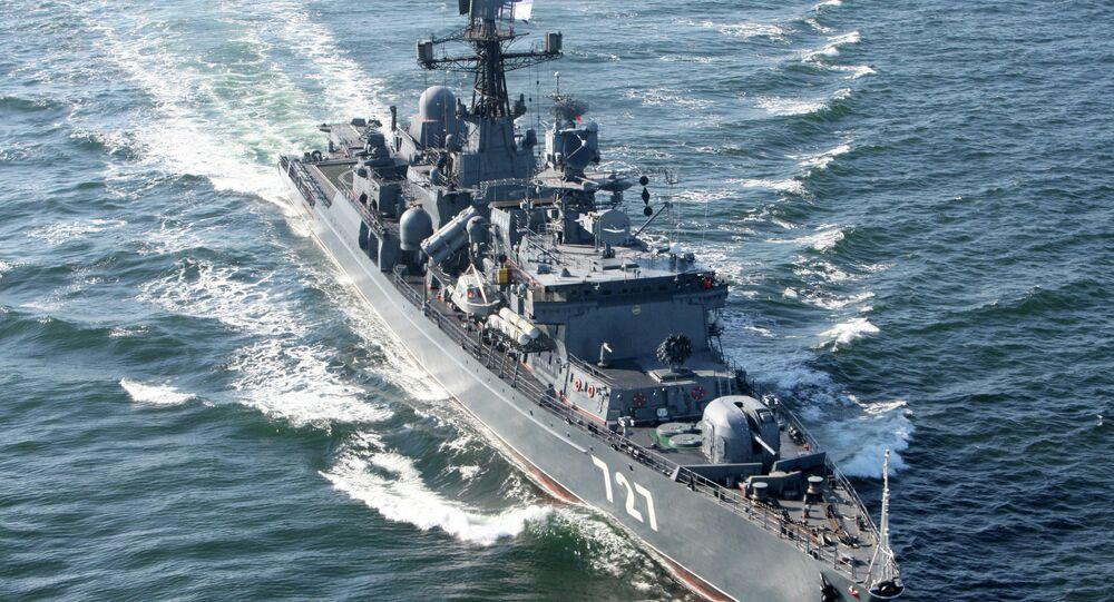 سفينة الخفر  ياروسلاف مودري