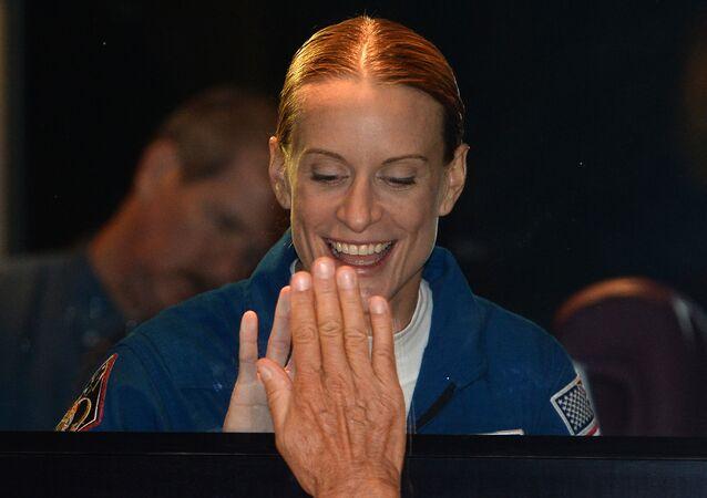 رائدة الفضاء الأمريكية كاتلين روبينس
