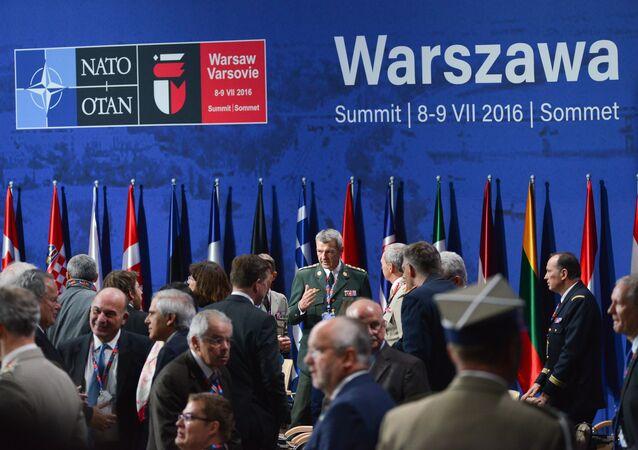اجتماع حلف شمال الأطلسي في وارسو