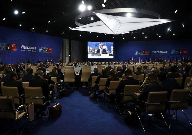 اجتماع قمة الناتو في وارسو