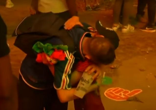 أكثر اللحظات المؤثرة بعد انتهاء آخر مباراة يورو2016