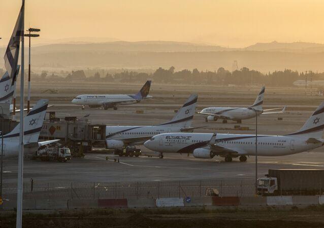 مطار تل أبيب الدولي