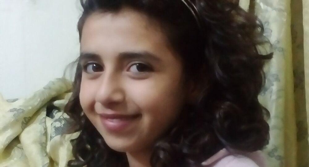 مريم.. طفلة سورية تعلمت الصبر من قلب الآلام