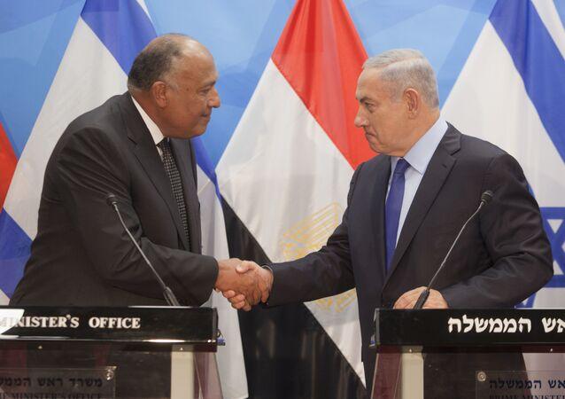 مصر وإسرائيل