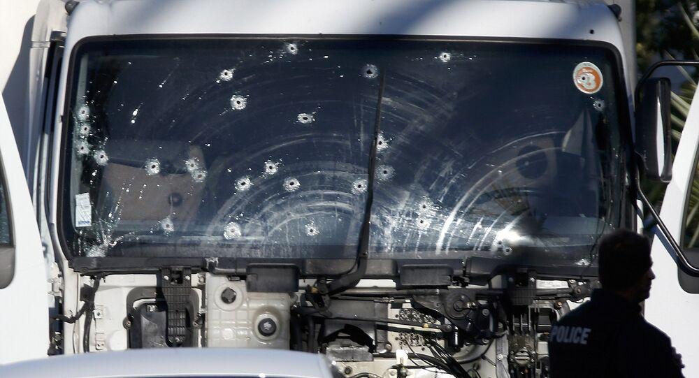 شاحنة هجوم نيس.