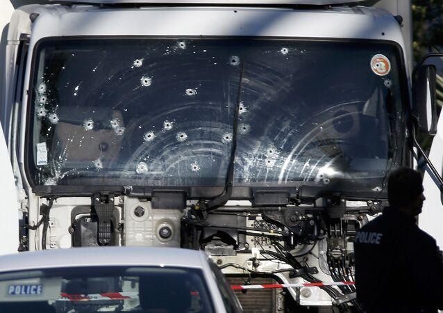 شاحنة هجوم نيس