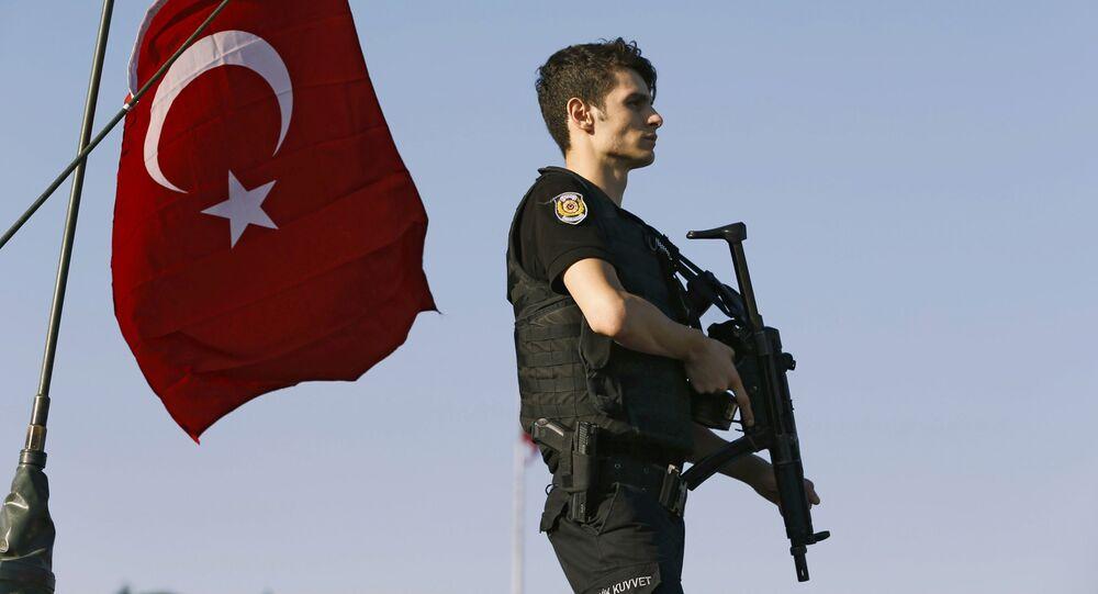 تركيا بعد محاولة الانقلاب