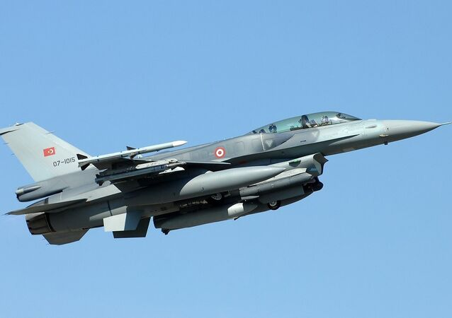 أف-16 تركية