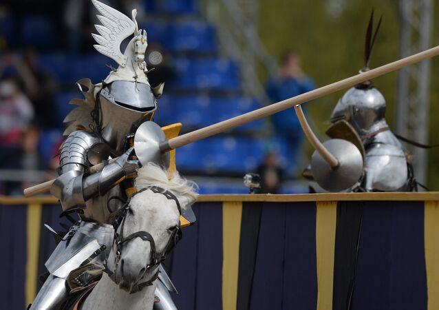 مسابقة الفرسان