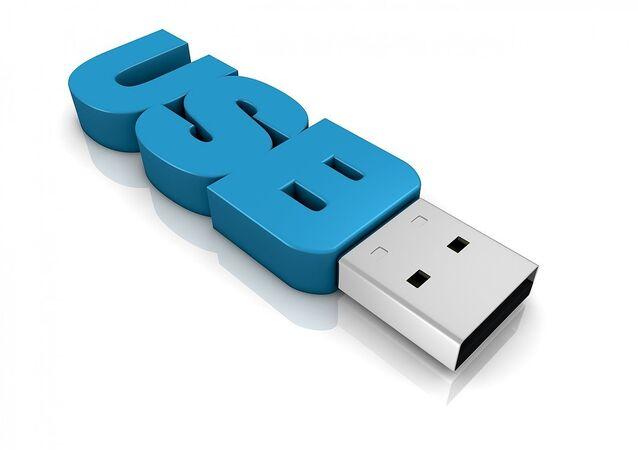 الذاكرة الخارجية USB