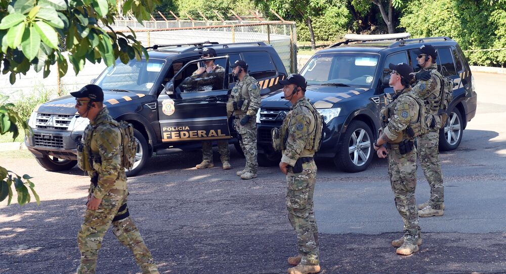 الشرطة البرازيلية