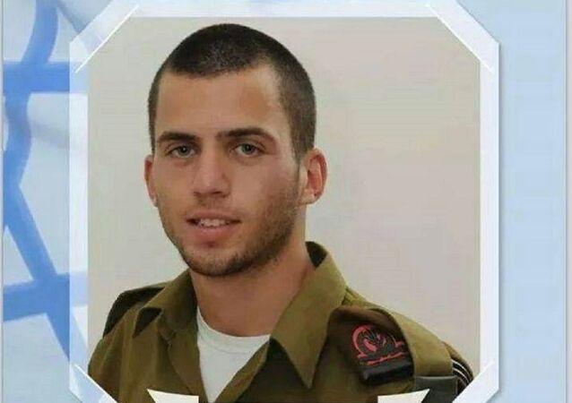 الجندي شاؤول آرون المفقود في غزة