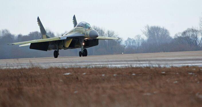مقاتلة ميغ-29 كا أو بي