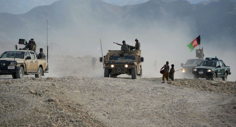 جيش أفغانستان