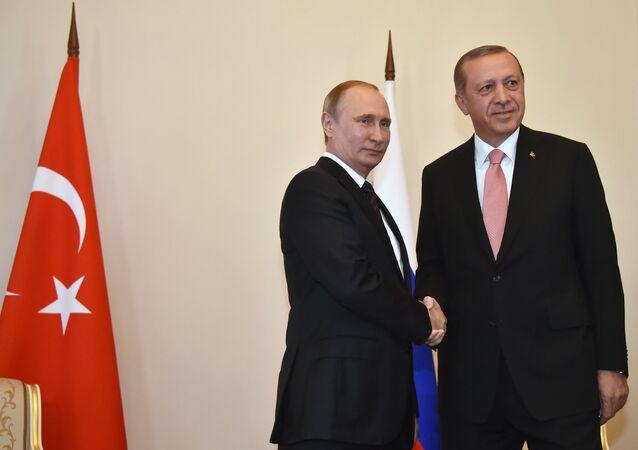 بوتين وأردوغان