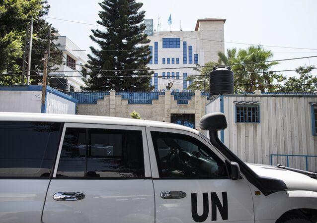 مؤسسات دولية تدعم قطاع غزة، برنامج الأمم المتحدة الإنمائي (UNDP)