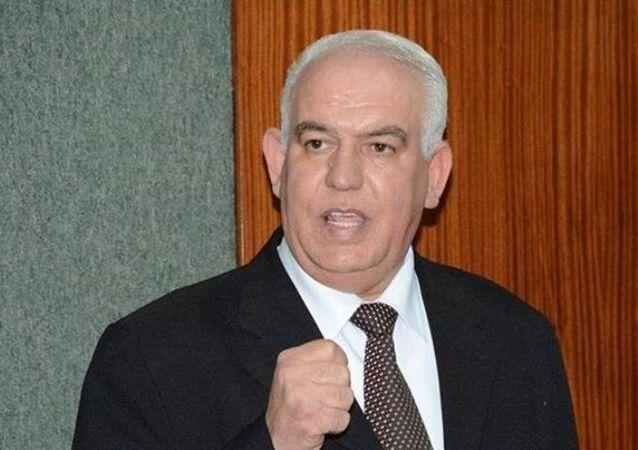 عضو الكنيست الإسرائيلي، ورئيس الحزب القومي العربي محمد حسن كنعان
