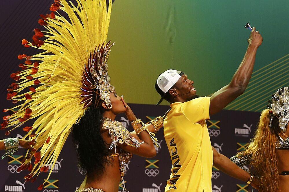 أولمبياد ريو 2016 - الرياضة ورقض السامبا، البرازيل 8 أغسطس/ آب 2016