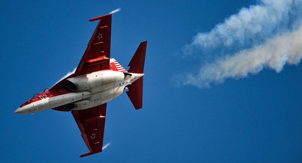 الطائرة الروسية الخفيفة ياك - 130