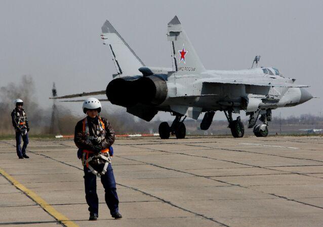 مقاتلة ميغ-31