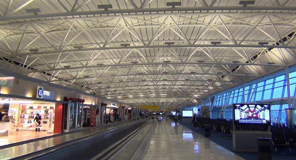 مطار جون كنيدي في نيويورك