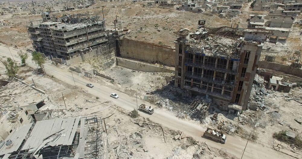 طريق تحرير مدينة حلب من الشمال