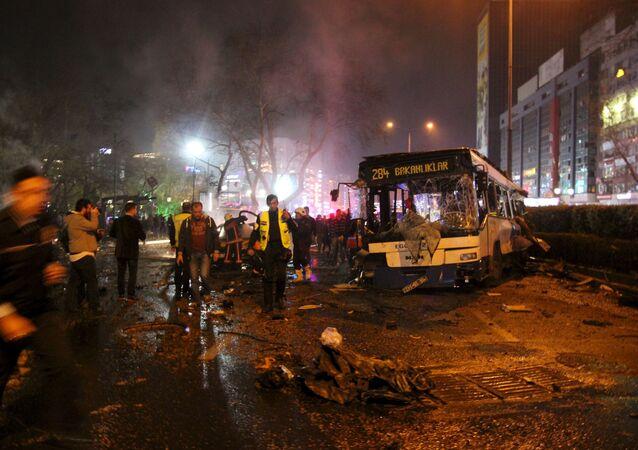 انفجار في تركيا (ارشيفية)