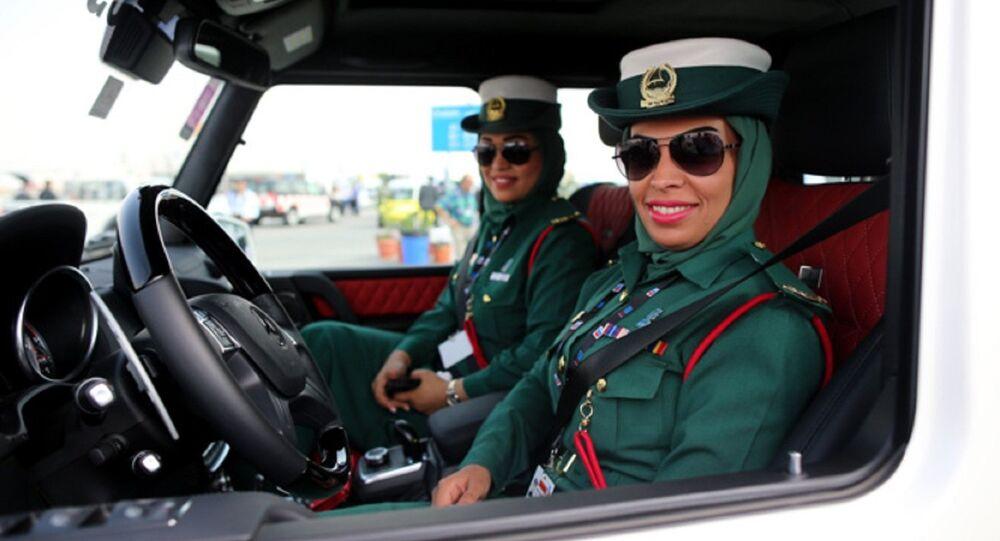 شرطة الإمارات العربية المتحدة