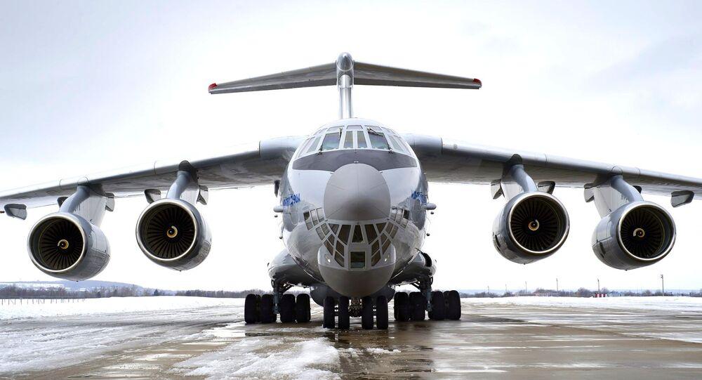 طائرة إيل 76