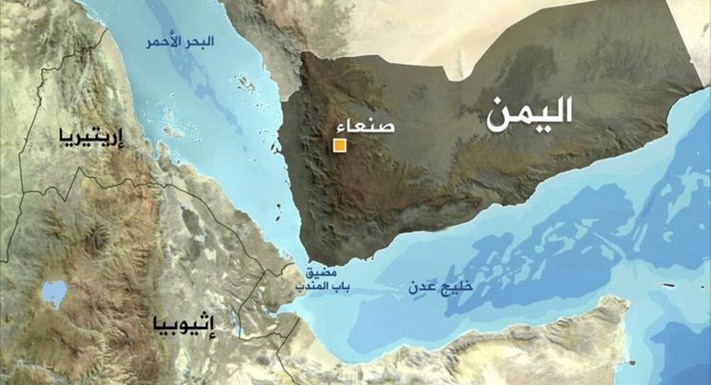 الوطن العربي - مضيق باب المندب