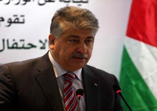 عضو اللجنة التنفيذية لمنظمة التحرير الفلسطينية أحمد مجدلاني