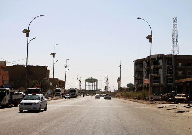 العراق - الرمادي