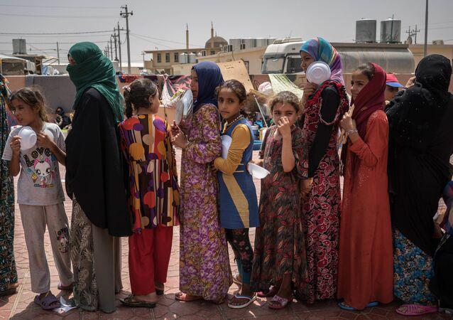 الأمم المتحدة تتوقع نزوحًا هائلاً للعراقيين من الموصل