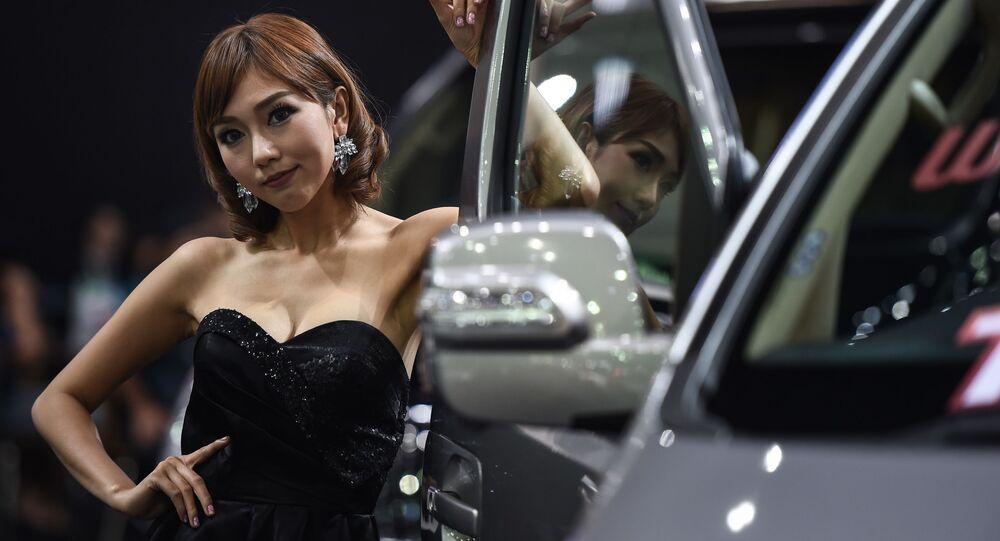 عرض السيارات الكبير لعام 2016 في بانكوك، 20 أغسطس/ آب 2016