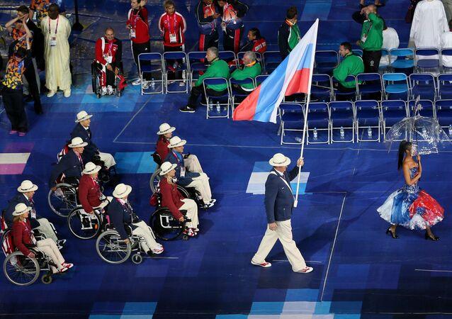 المنتخب الروسي لذوي الاحتياجات الخاصة