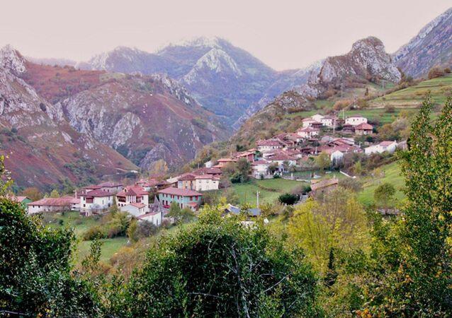 قرية بونغا، إسبانيا