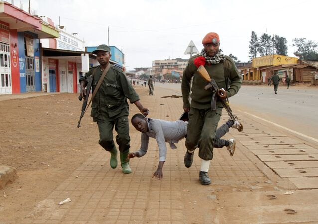 جيش الكونغو