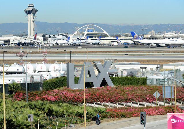 مطار لوس أنجلوس الدولي