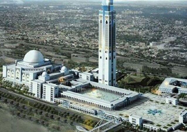 الجزائر ستفتح ثالث أكبر مسجد في العالم