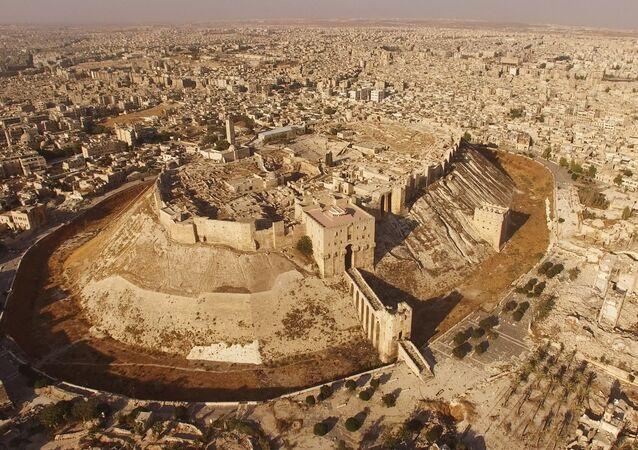 المدينة القديمة لحلب