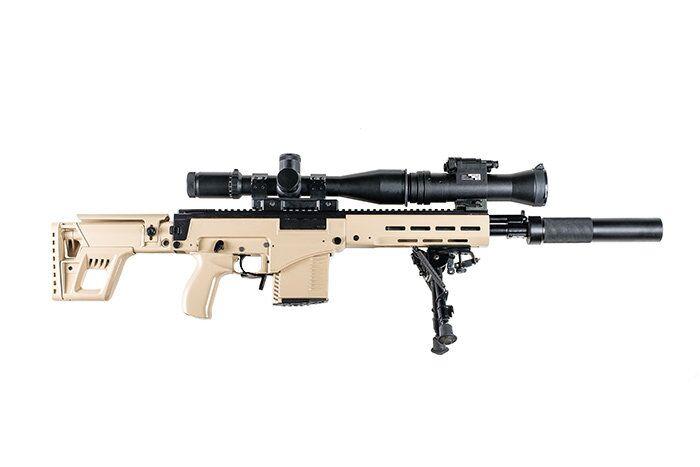 بندقية كلاشينكوف الجديدة