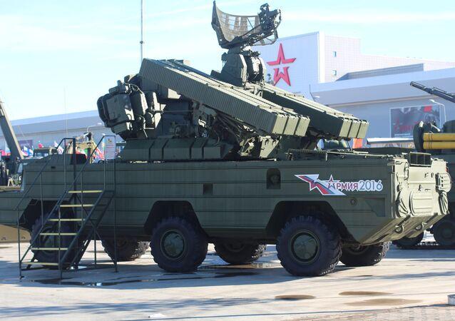 منظومة صواريخ أوسا المضادة للطائرات