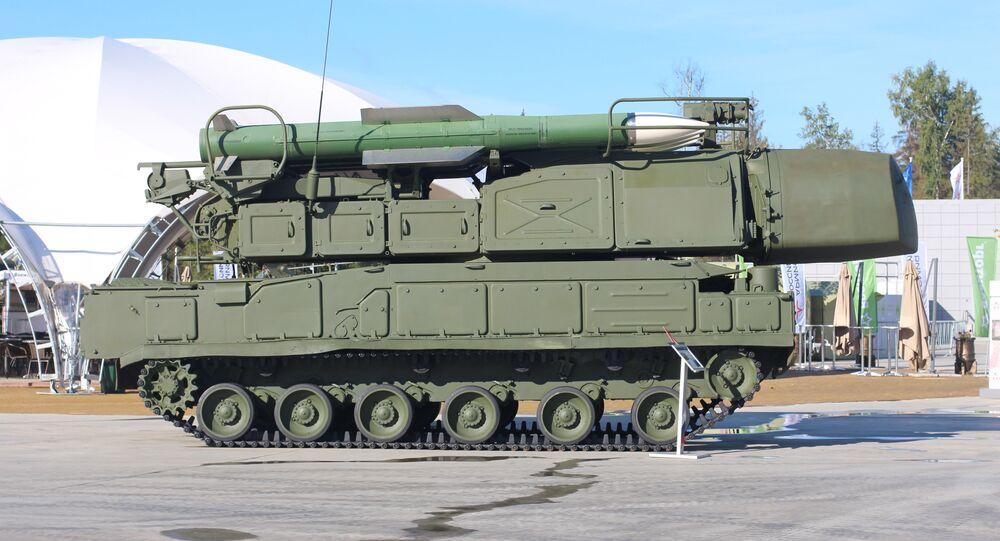 منظومة صواريخ بوك المضادة للطيران