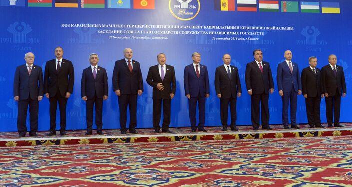 بوتين يحضر اجتماع مجلس رؤساء الدول الأعضاء في رابطة الدول المستقلة