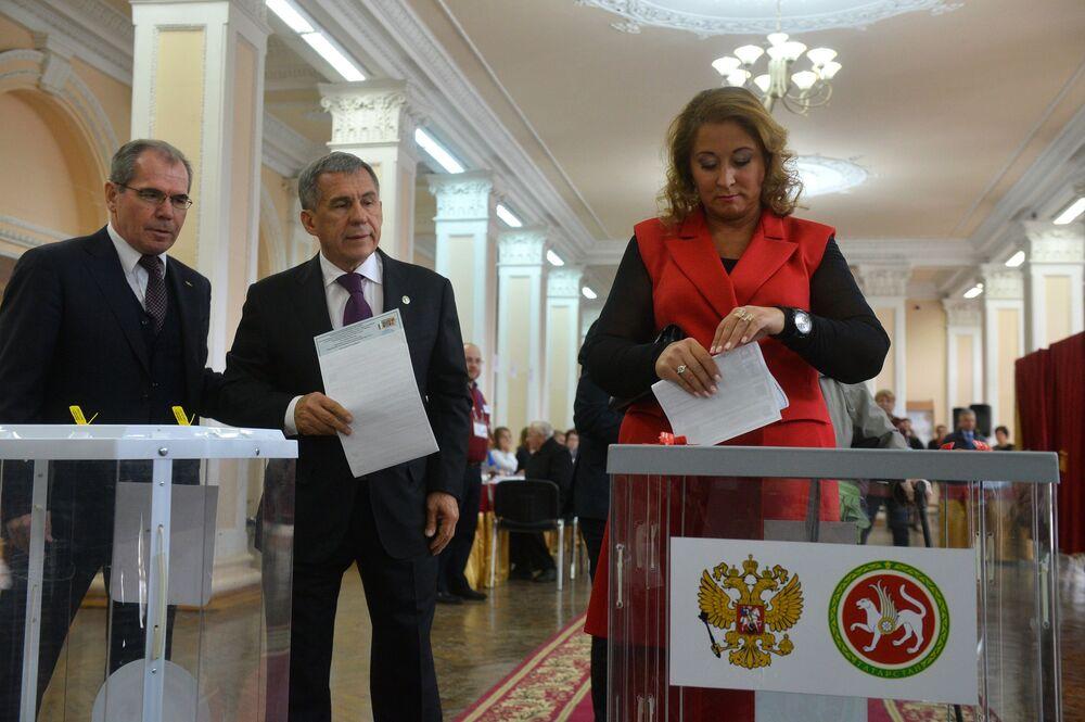 الانتخابات البرلمانية في روسيا