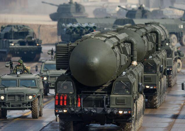 صاروخ توبول - إم النووى الروسي
