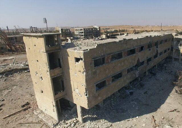 الجيش السوري يحرر المناطق الجنوبية في حلب