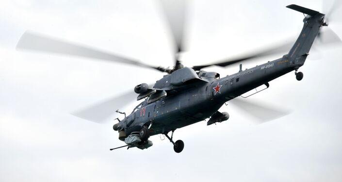 المروحية مي 28